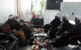 جلسه مشترک موسسه آوای توحید با رییس سازمان تبلیغات اسلامی کشور