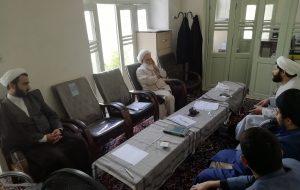 اولین جلسه شورای آموزشی موسسه با مدیریت حضرت استاد حسن رمضانی